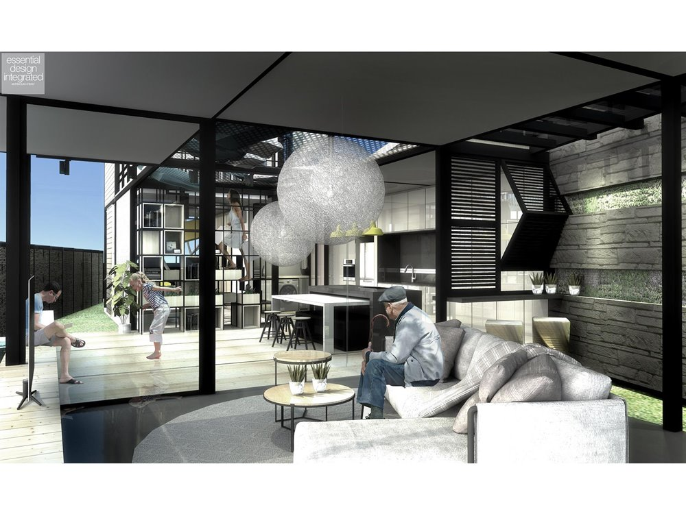 3GEN Living Design cover - HOMEDEC 家居设计展览,让3代同堂共享天伦之乐