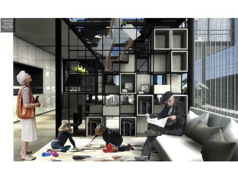 3GEN Living Design exhibition 1 - HOMEDEC 家居设计展览,让3代同堂共享天伦之乐