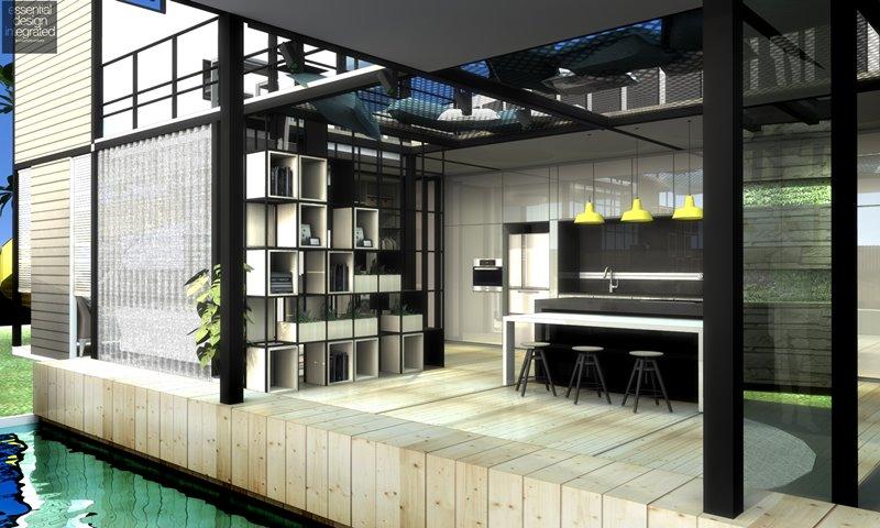 3GEN Living Design exhibition - HOMEDEC 家居设计展览,让3代同堂共享天伦之乐