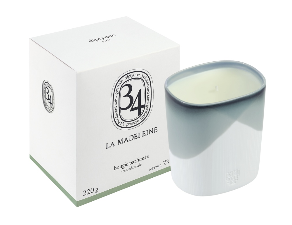 Diptyque Compo LaMadeleine - May Roses' Fragrance Joined the Limited Diptyque La Collection 34
