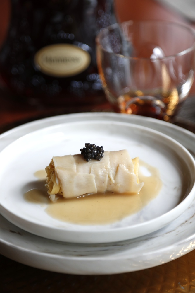 Hennessy XO 5th chapter - Hennessy X.O Cuisine Feast Of the Taste Buds