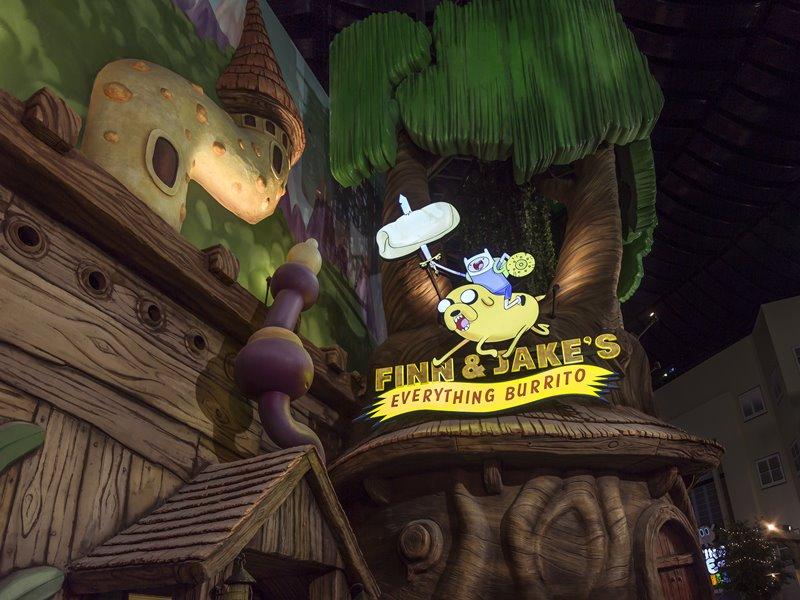 IMG Theme Park 039 - IMG Worlds of Adventure 全球最大室内主题乐园