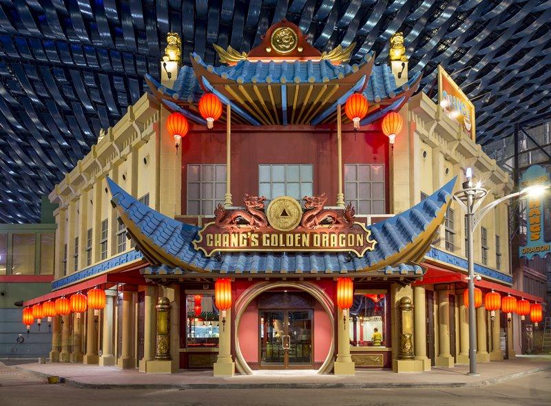 IMG Theme Park 055 - IMG Worlds of Adventure 全球最大室内主题乐园