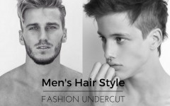 Mens Hair Style BIG 240x150 - In Huge Trend Now: The High Flexibility Undercut