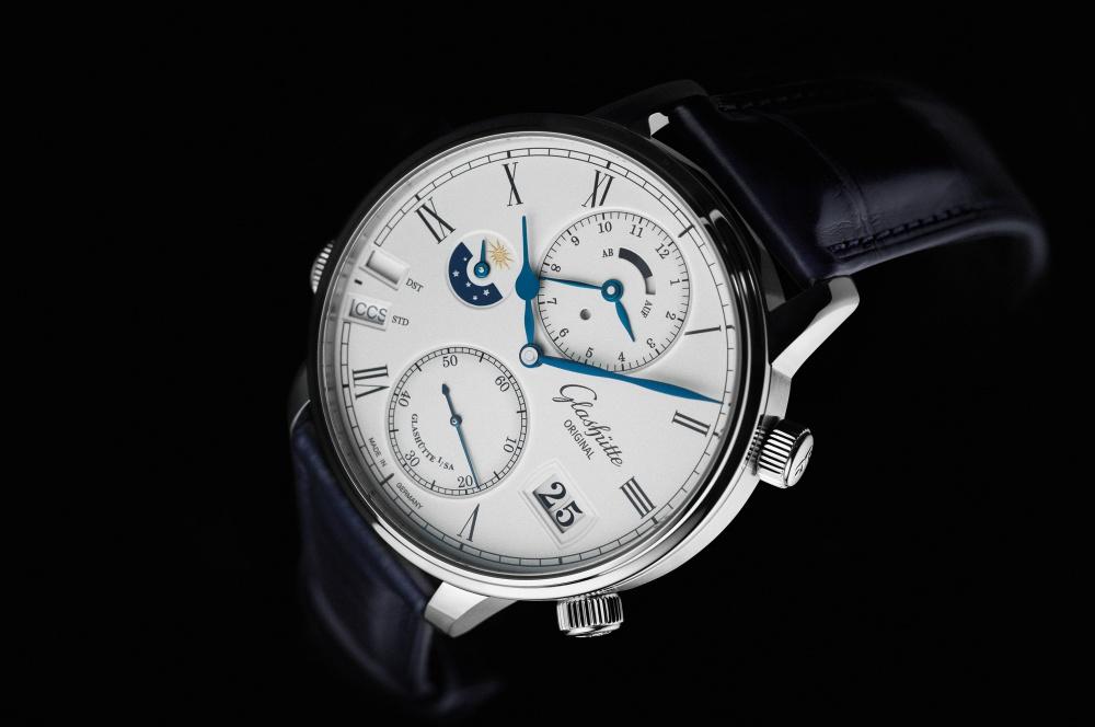 Senator Cosmopolite - 腕表的极致实力 无法不爱上的 Glashütte Original