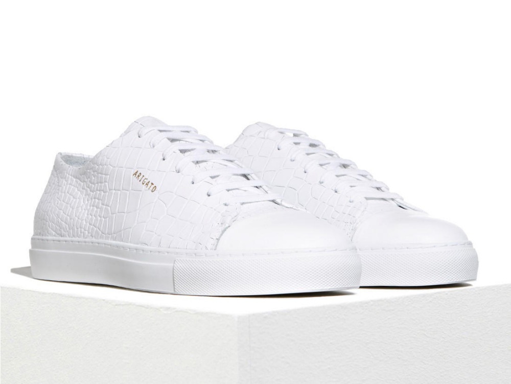 axel arigato 13 - To Create A Fashion Style, You Just Need A Pair Of White Shoes!