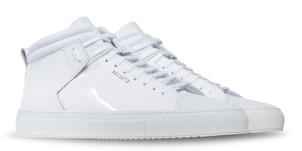 axel arigato 5 - To Create A Fashion Style, You Just Need A Pair Of White Shoes!
