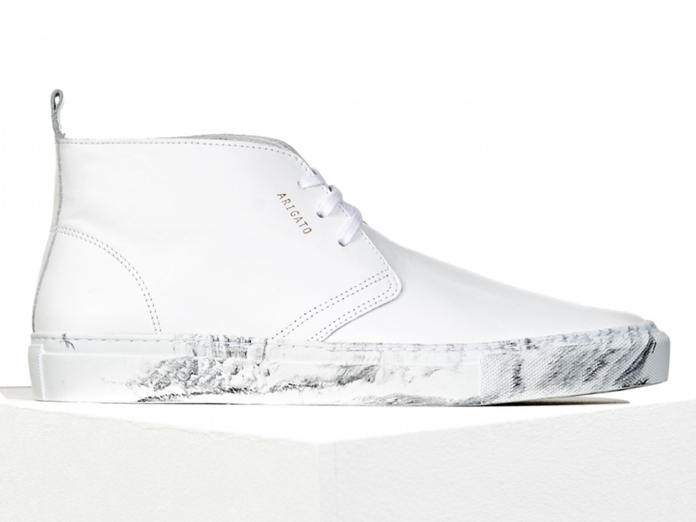 axel arigato 6 - To Create A Fashion Style, You Just Need A Pair Of White Shoes!
