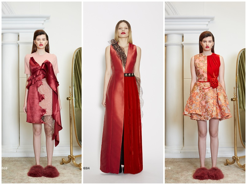 khoon hooi autumn winter collection red - Khoon Hooi - Constant Quest for Success