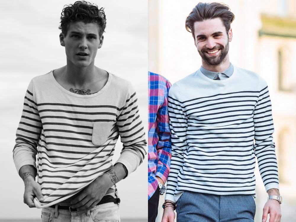 men style stripe fashion 8 - Fall/Winter Men's Style, The Stripe Fashion!