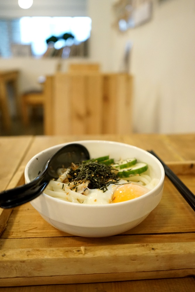midsummer night udon vege2 - Midsummer Night: A Place to Warm Your Heart and Titillate Your Taste Buds after Dark