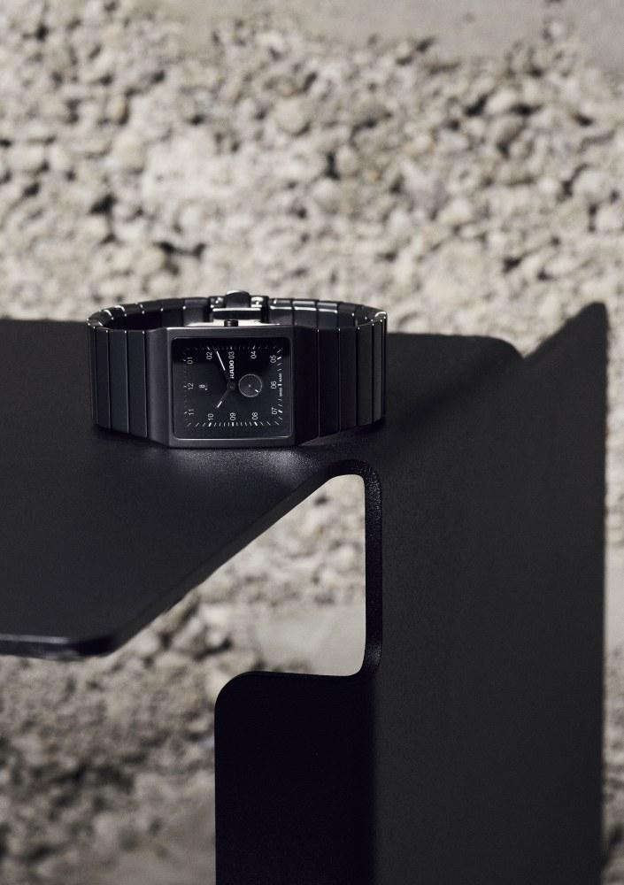 rado new ceramica 4 - Unveil the Revolutionized Charm of Rado Ceramica Timepieces with Konstantin Grcic