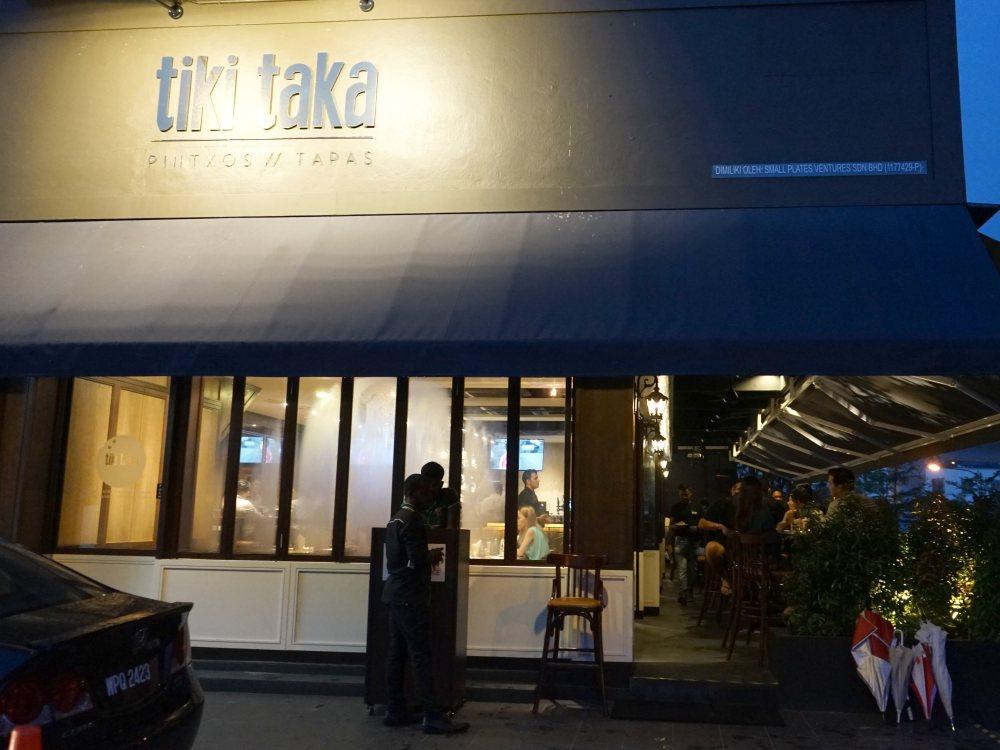 tikitaka foodreview 1 - 与友人相约到Tiki Taka,满是异国风情的酒吧餐厅