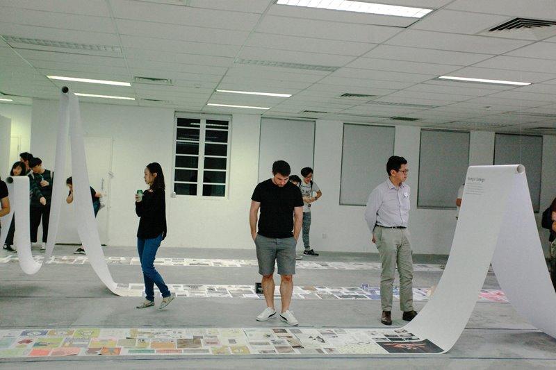 COLLECTERAL EXHIBITION 1 - COLLECTERAL 创意印刷品展览,亲身贴近印刷世界