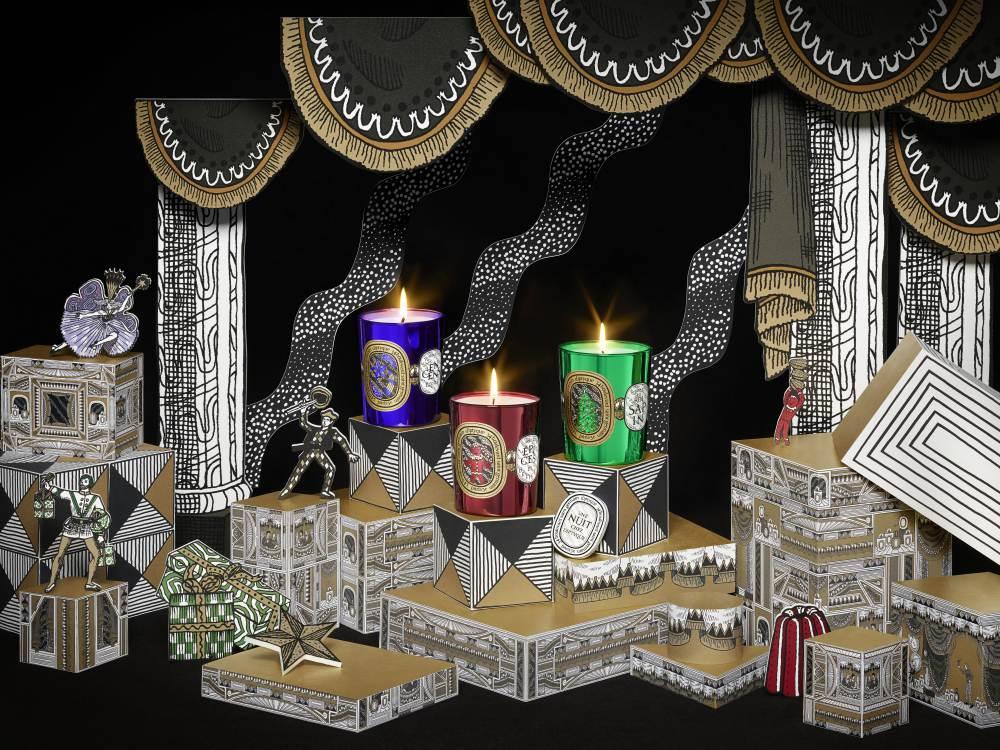 DIPTYQUE xmas 2016 BIG  - Diptyque 圣诞童话 为温暖夜点一烛火