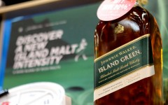 Johnnie Walker Island Green BIG 240x150 - Johnnie Walker Island Green 苏格兰混合麦芽威士忌飘香至大马