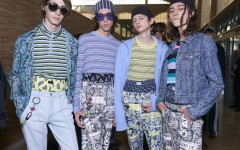 KENZO Homme SS17 BIG 240x150 - Kenzo Spring/Summer 2017, Unrestricted Disco Fashion!