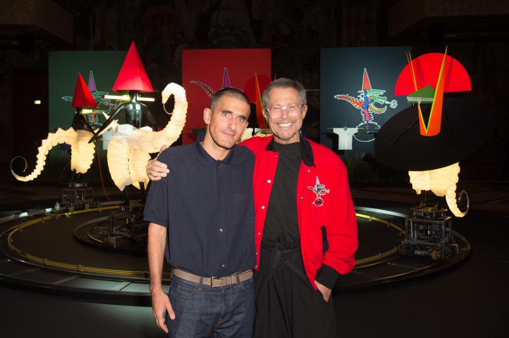 Lacoste By JeanPaul Goude stephane cardinale - Jean-Paul Goude 为Lacoste小鳄鱼改换趣味造型!