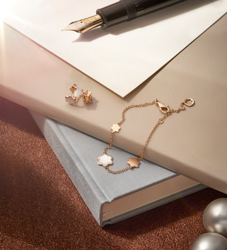 MB Holiday Montblanc Souvenir dEtoile Bracelet RM4900 1 - Montblanc 魔法般的细致工艺打造精巧好礼