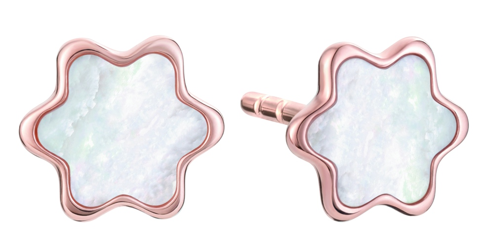MB Holiday Montblanc Souvenir dEtoile Ear Studs RM3935 - Montblanc 魔法般的细致工艺打造精巧好礼