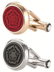 MB Holiday Montblanc Tribute to Shakespeare Cufflinks 225x300 - Montblanc 魔法般的细致工艺打造精巧好礼