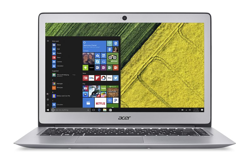 acer laptop malaysia Swift 3 gold 06 - Acer New Electronic Product Design, Closer To The Sci-Fi Virtual World!