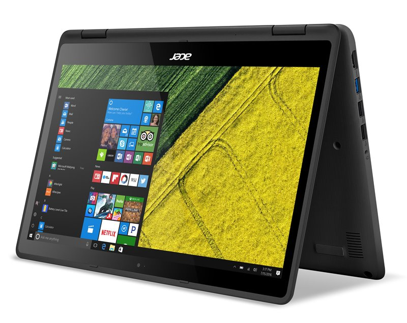 acer laptop malaysia spin 5 1 - Acer New Electronic Product Design, Closer To The Sci-Fi Virtual World!