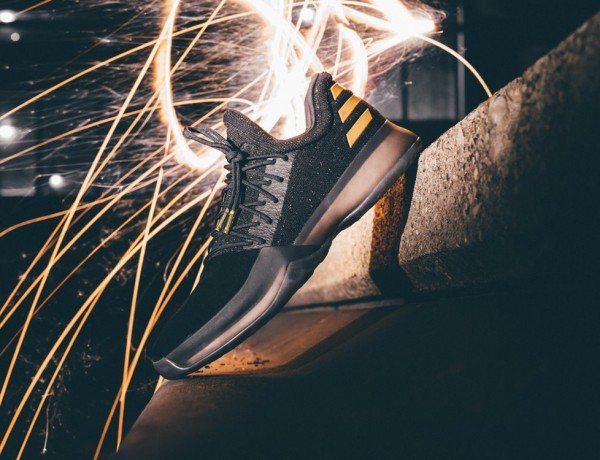 """adidas Harden Vol 1 cover 600x460 - Adidas """"IMMA BE A STAR"""" Shows James Harden Battlefield Style!"""