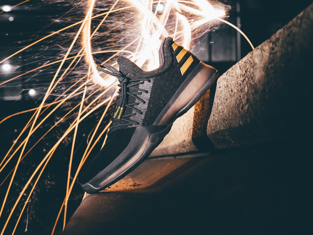 """adidas Harden Vol 1 cover - Adidas """"IMMA BE A STAR"""" Shows James Harden Battlefield Style!"""