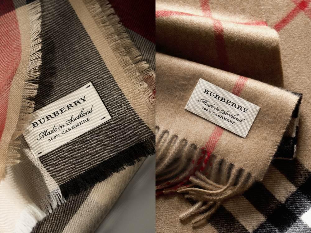 "burberry monogram 1 - Burberry ""绣""出你的个性化定制"