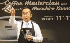 doutor coffee masterclass BIG 240x150 - Coffee Master Masahiro Kanno Shares the Aesthetic of the Coffee 3.0