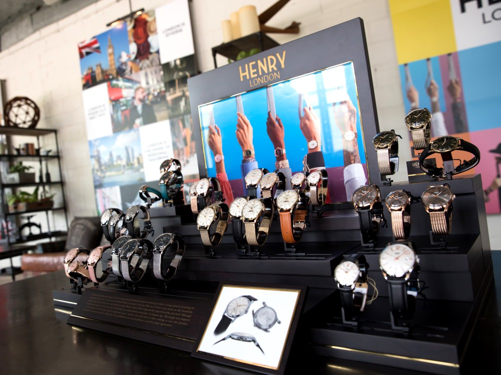 henry london launch BIG - Henry London 复古真谛,伦敦表的经典怀旧风尚