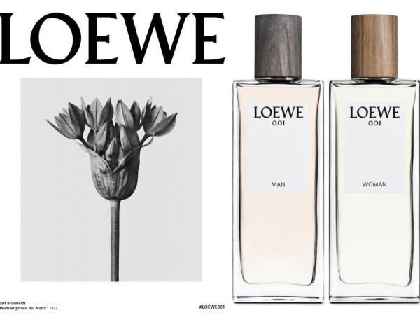 loewe 001 perfume  600x460 - Loewe's New 001 Fragrance