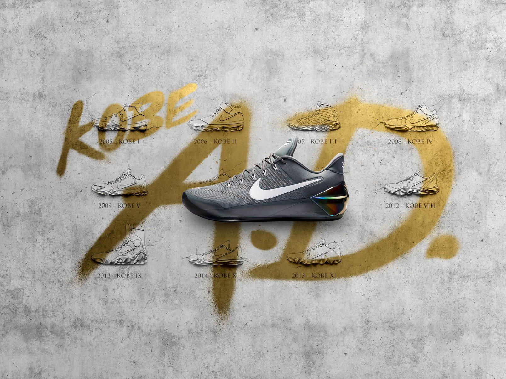 nike kobe a d cover - Nike KOBE A.D. 精神不灭,此处重生!