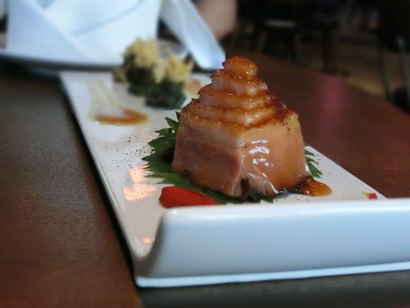 ruyi and lyn smoked little duck cones 1 - Ruyi&Lyn 创意料理,缠绕在舌尖上的美味