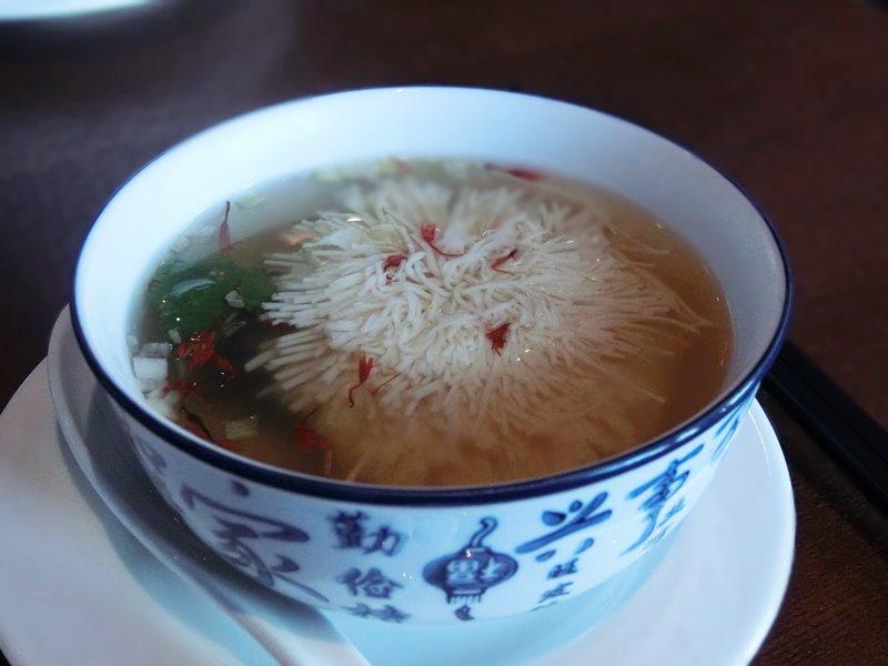ruyi and lyn tofu flower - Ruyi&Lyn 创意料理,缠绕在舌尖上的美味