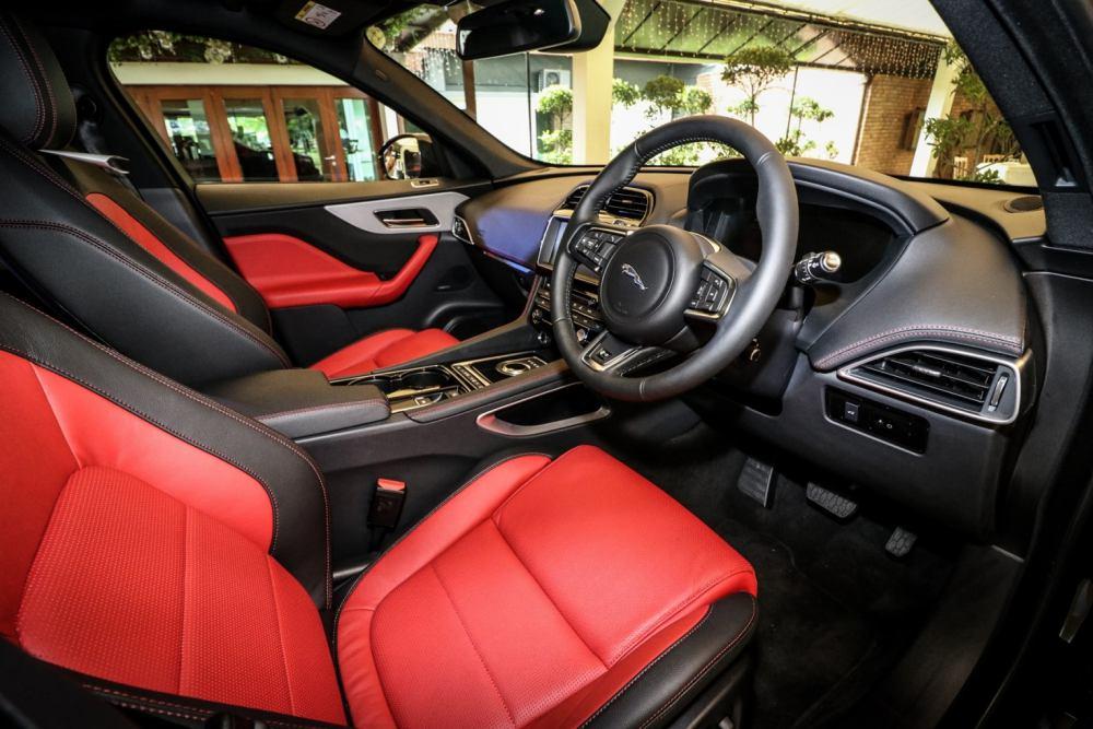 All New Jaguar F PACE R Sport 2 - Jaguar F-Pace 拥有跑车基因的运动型车款!