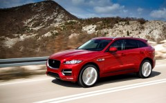 All New Jaguar F PACE R Sport BIG 240x150 - Jaguar F-Pace 拥有跑车基因的运动型车款!