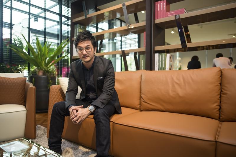 Bryan Yong Managing Director TEKNI Malaysia - Tekni Furniture 打造完美舒适家居环境