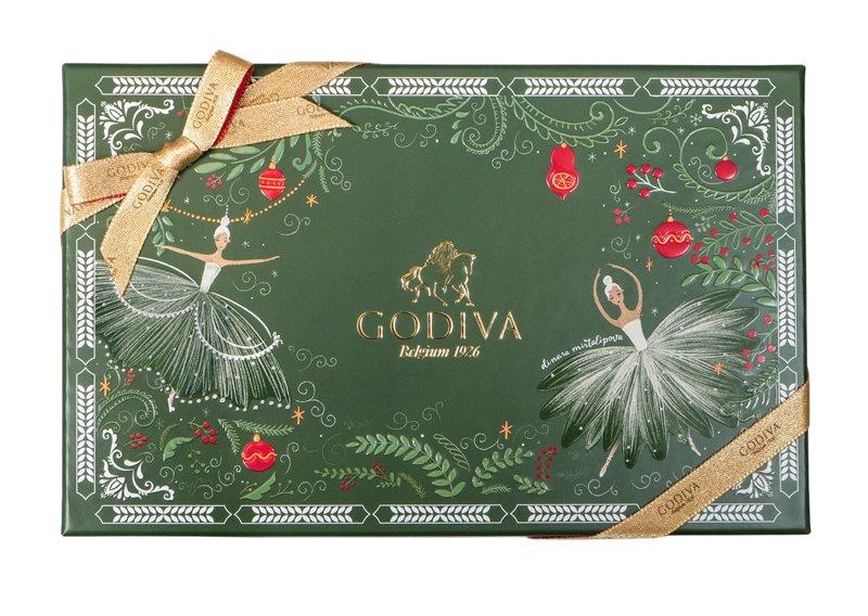 Christmas Chocolate Truffe Gift Box 15pcs. - 在巧克力的国度中,度过美妙圣诞佳节