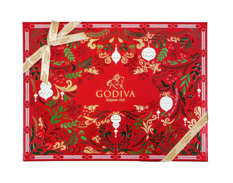 Christmas Gift Box 30pcs. - 在巧克力的国度中,度过美妙圣诞佳节