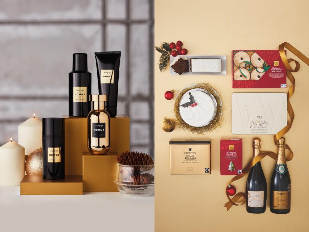 Marks Spencer Christmas Gift for men - Exciting Christmas Gifts from Marks&Spencer