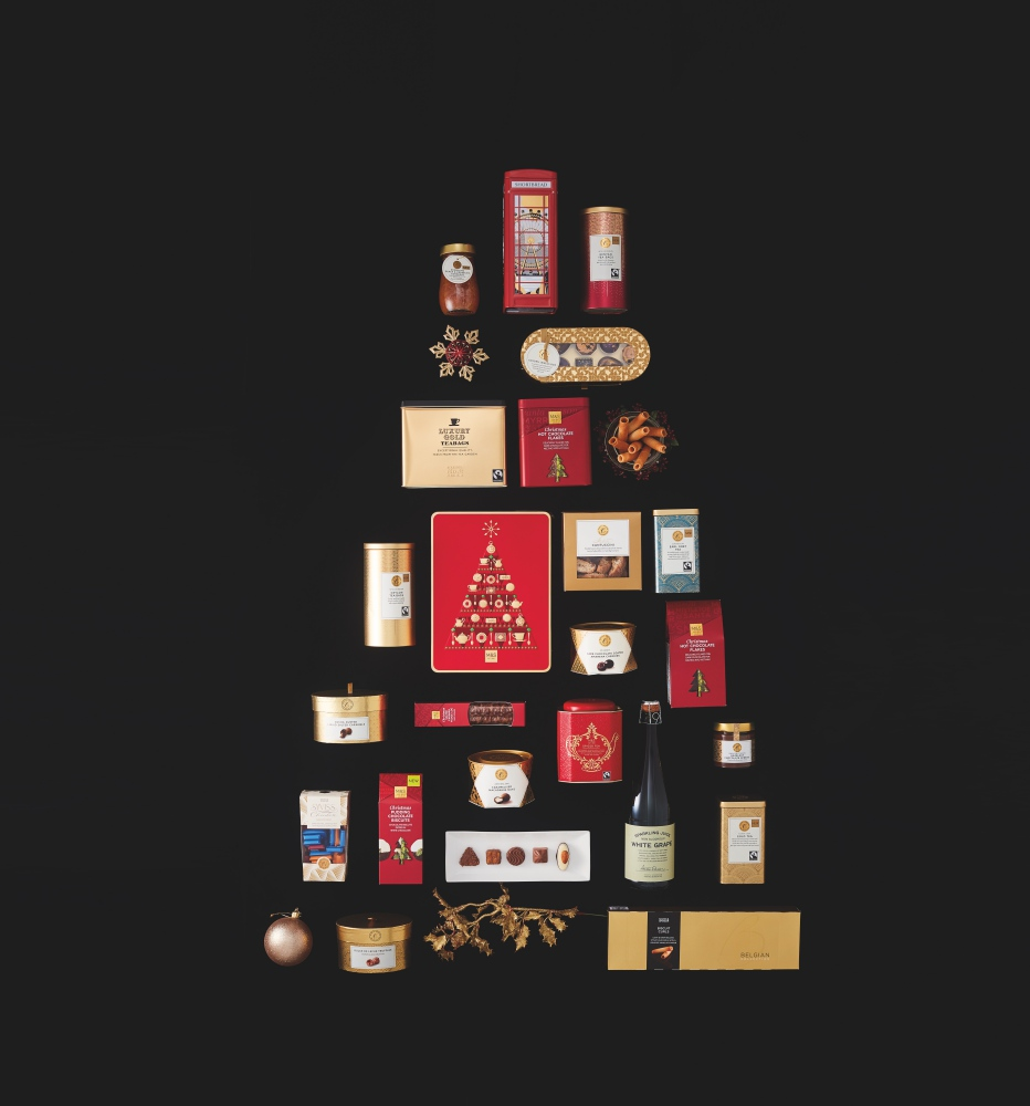 MarksSpencer Christmas With Love - Exciting Christmas Gifts from Marks&Spencer