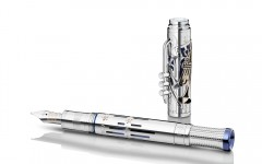 Montblanc Great Characters Miles Davis Limited Edition 90 BIG 240x150 - 向Miles Davis致敬, Montblanc 推出特别版书写用具!