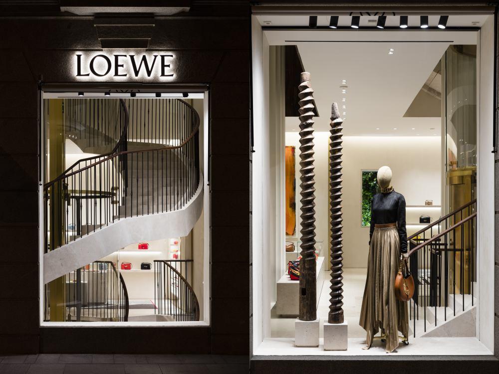 casa loewe madrid 10  - Madrid Casa Loewe 在时尚旗舰店细品艺术