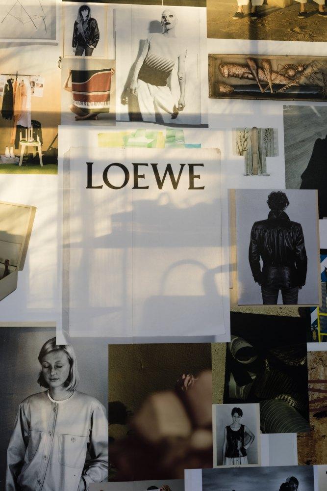 casa loewe madrid 4 - Madrid Casa Loewe 在时尚旗舰店细品艺术