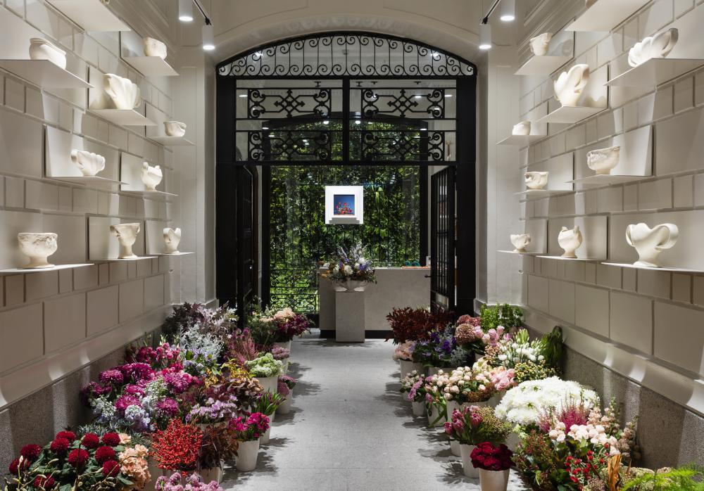 casa loewe madrid 5 - Madrid Casa Loewe 在时尚旗舰店细品艺术