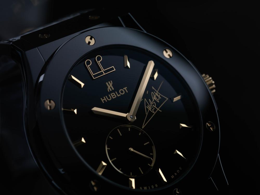 classic fusion ceramic ultra thin lang lang 2 - Hublot and Lang Lang Collaboration on Innovative Watches