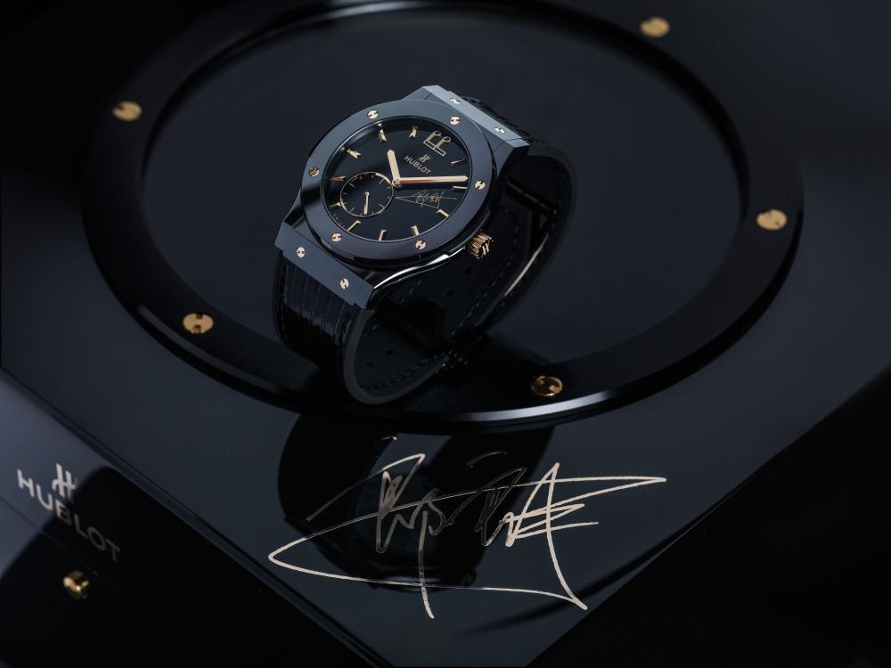 classic fusion ceramic ultra thin lang lang - Hublot and Lang Lang Collaboration on Innovative Watches