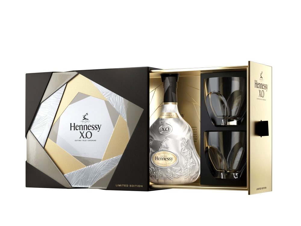 hennessy XO MASTER ICE 3 - Hennessy X.O & Ice Frozen Feel Sublimates the Essence of Cognac